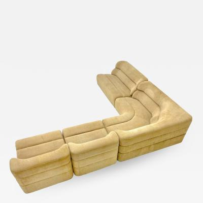 de Sede Terrazza Modular Sofa by Artima Switzerland 1970