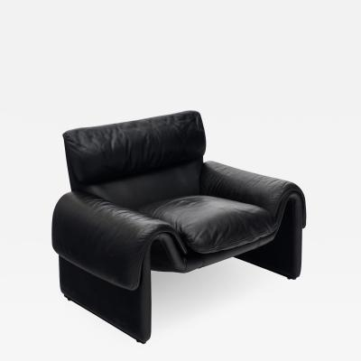 de Sede Vintage de Sede Leather Armchair