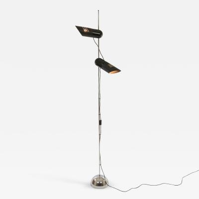 iGuzzini Harvey Guzzini Guzzini Galdino Floor lamp by Carlo Urbinati for Harvey Guzzini 1970s