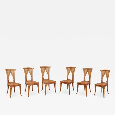 mile Gall Galle Dining Room Chairs