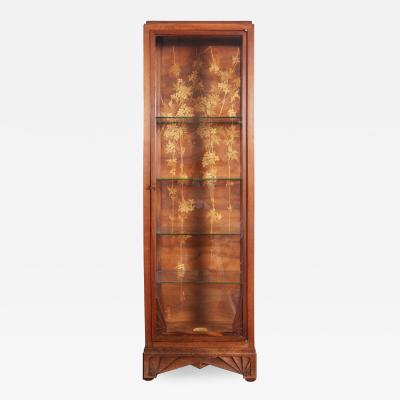 mile Gall Galle Display Cabinet or Vitrine