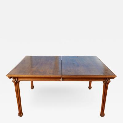 mile Gall Galle Large Dining Room Table