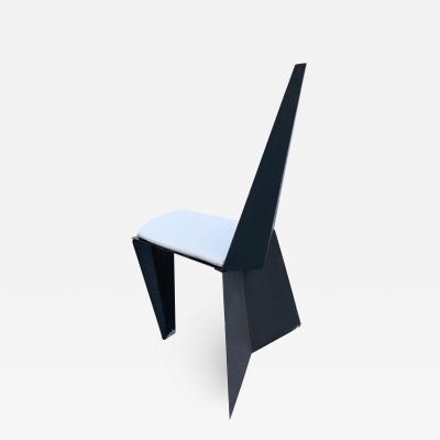 nea studio Crystallised Chair Black