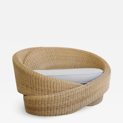 nea studio Knotty loveseat