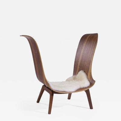 q co design Wing Chair