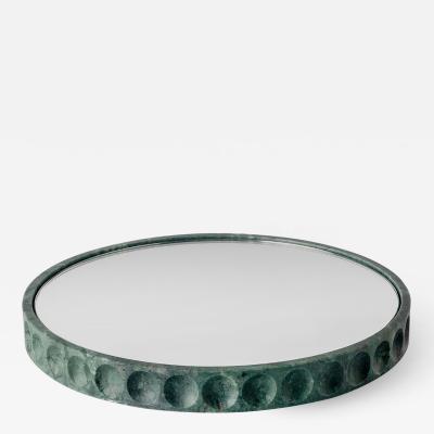 studiointervallo Mirage mirror lens centerpiece