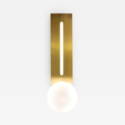trans LUXE Bolo Line 1 Sconce