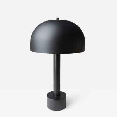 trans LUXE Metal Black Powdered Coated Table Lamp 07