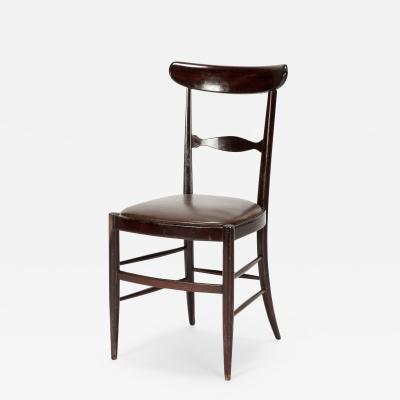 1 25 Italian Chiavari Chairs 50s