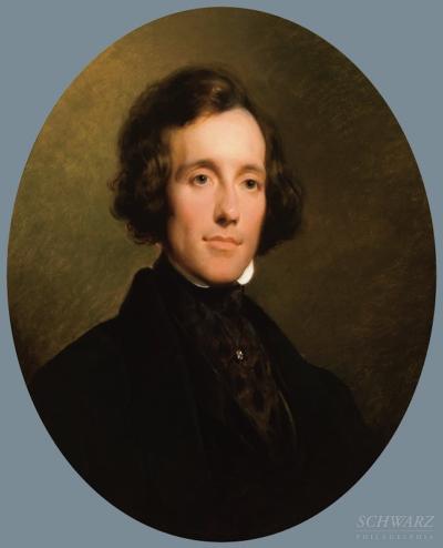 Emanuel Gottlieb Leutze Portrait of Charles W Robinson 1812 1877