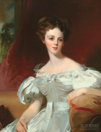 Thomas Sully Van Pelt Abby Ann King Turner