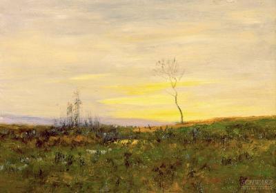Robertson Kirtland Mygatt Marsh at Sunset