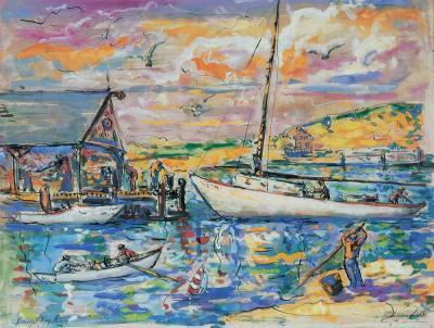 Leon Kelly Barnegat Bay Fishery