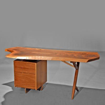 George Nakashima Conoid Desk c 1976