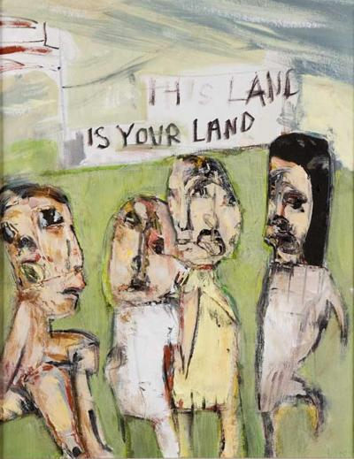 Jim Bloom This Land is Your Land 2009