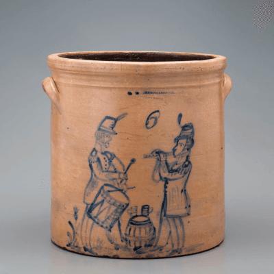 Pictorial Stoneware