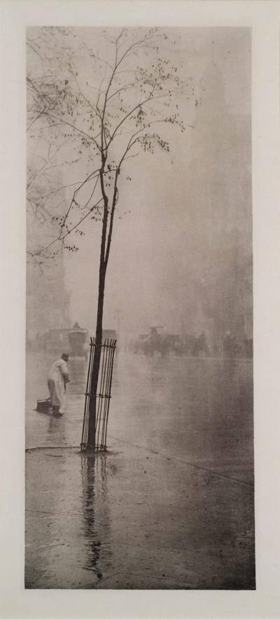 Alfred Stieglitz Spring Showers c 1900 1901
