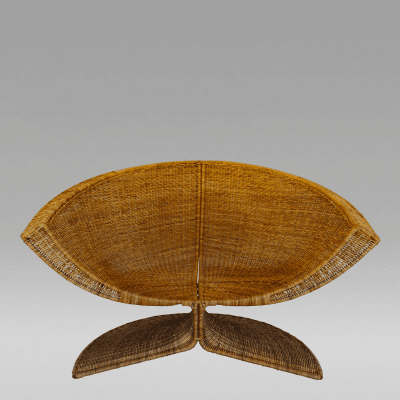 Miller Yee Fong Lotus Chair by Miller Yee Fong c 1965