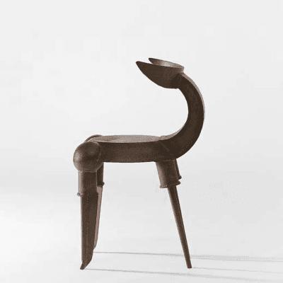Tom Dixon Very Rare Tom Dixon Bull Chair circa 1986
