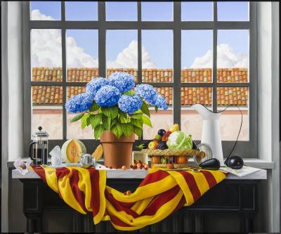 James Aponovich La Cucina Panicale c 2013