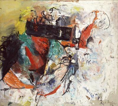 Paul Harry Paul Burlin Black T c 1959
