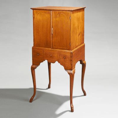 Specimen Cabinet on Stand c 1800