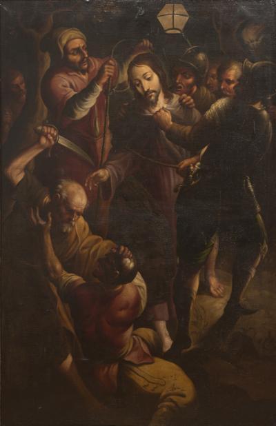 Pedro Ramirez Capture of Christ at the Mount of Olives c 1650