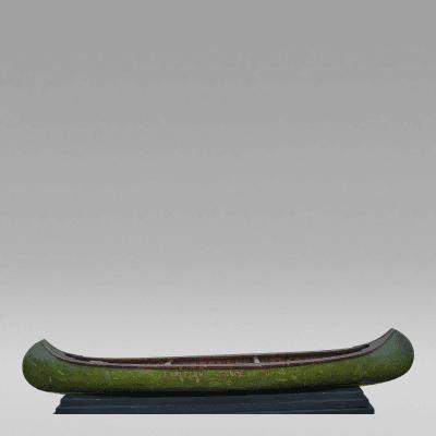 CARLETON CANOE COMPANY MODEL c 1866 1871