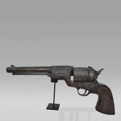 Large Colt 45 Pistol c 1860