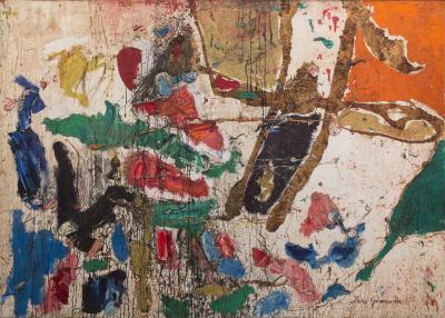 Taro Yamamoto Untitled c 1958