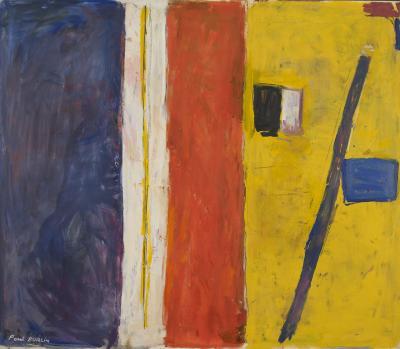 Paul Harry Paul Burlin Bitter Orange c 1967 68