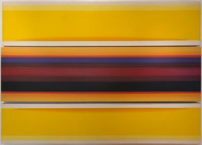 Lawrence Calcagno Sunbands V c 1969