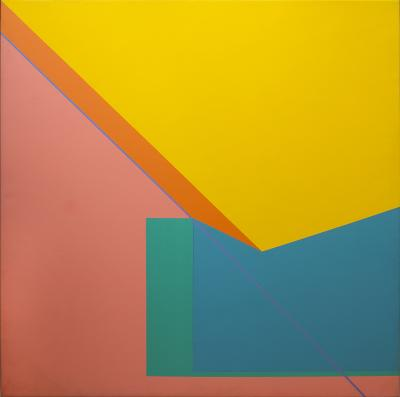 Daniel LaRue Johnson Untitled c 1972