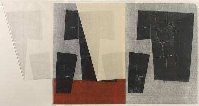 Louise Berliawsky Nevelson Double Imagery c 1967