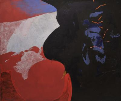 James Brooks Reneel c 1967