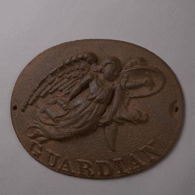 Firemark of the Guardian Fire and Marine Insurance Company Philadelphia 1867