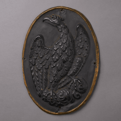 Firemark of the Insurance Company of North America circa 1805