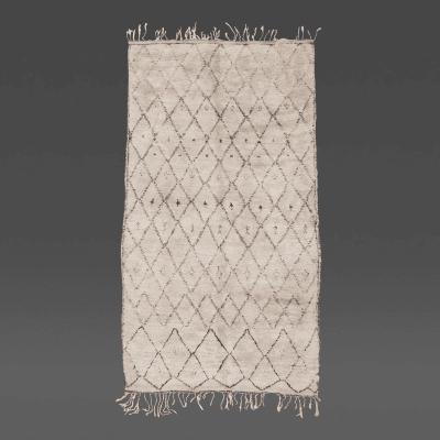 Berber Diamond Beni Ouarain Carpet