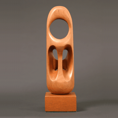 Elizabeth Catlett MAGIC MASK c 1970 80