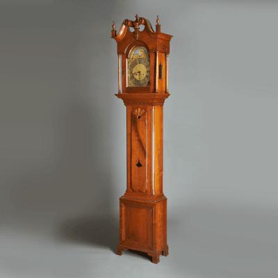 Godfrey Lenhart Tall Case Clock by Godfrey Lenhart York Town circa 1777