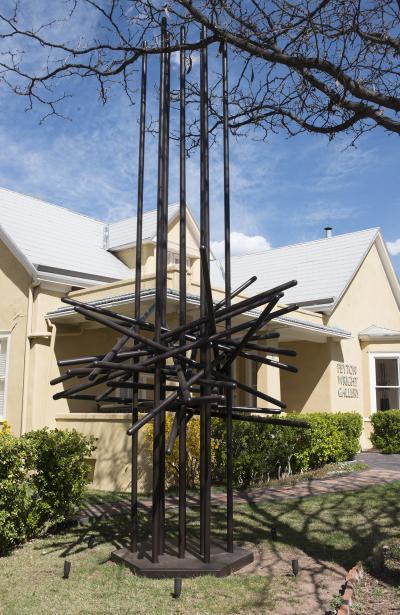 Herbert Bayer Memorial Structure