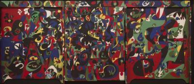 Jochen Seidel Untitled Triptych Jochen Seidel 1968 70
