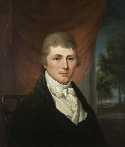James Peale Captain John Ansley James Peale About 1801