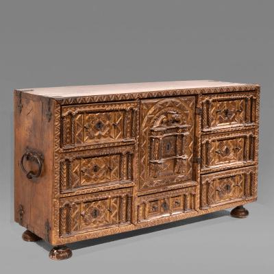 Papelera ca 1650