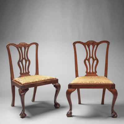 Exceptional 18th Century Seating