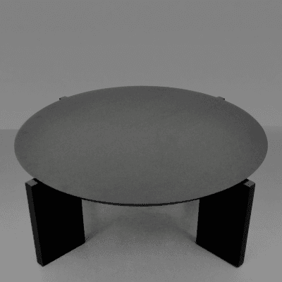 Wendell Keith Castle Olympia Coffee Table Wendell Castle