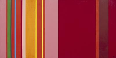 Karl Stanley Benjamin Untitled 1960