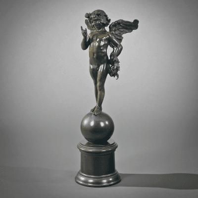 Frederick W MacMonnies Cupid