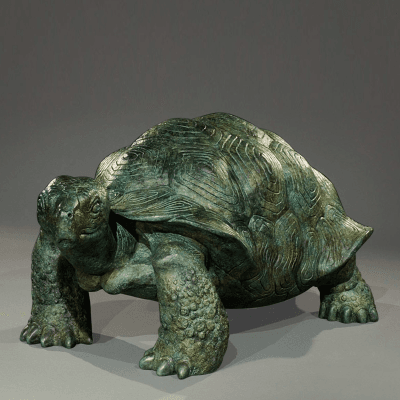 Paul Howard Manship Tortoise