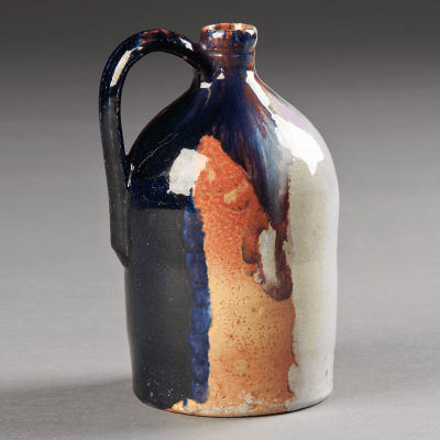 George Edgar Ohr Puzzle Jug by George Ohr 1857 19150